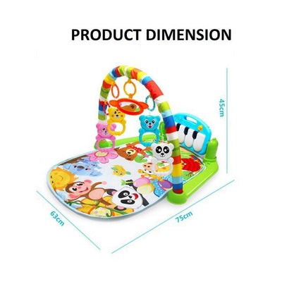 Baby Activity Gym Play Mat -