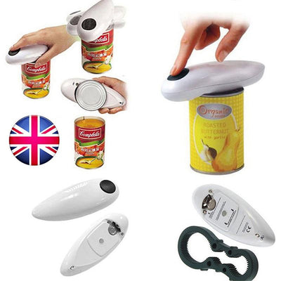 Touch-O-Magic Automatic Can Opener -