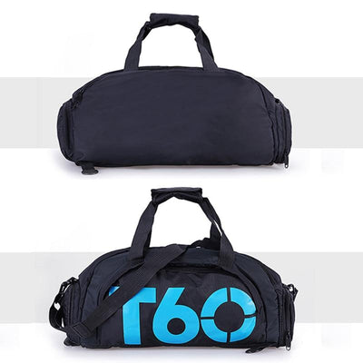 Waterproof Men Gym Bag -