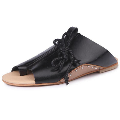 Ankle Strap Flat Shoes for Women -