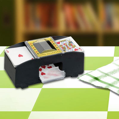 Electronic Card Shuffler -