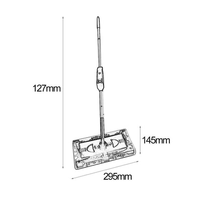 Electric floor sweeper -