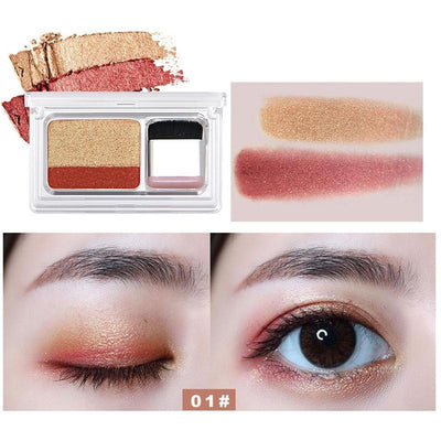 Dual Color Eye Shadow -