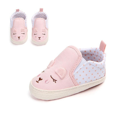 Animal Pattern Baby Shoes -
