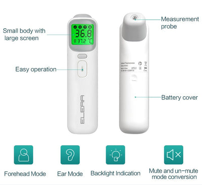 Infrared Ear Thermometer -