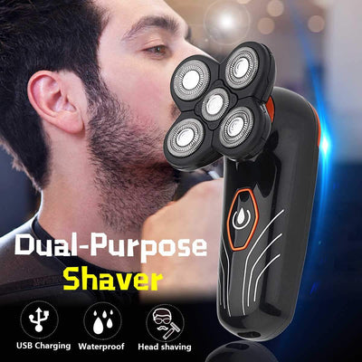 Electric Head Shaver -