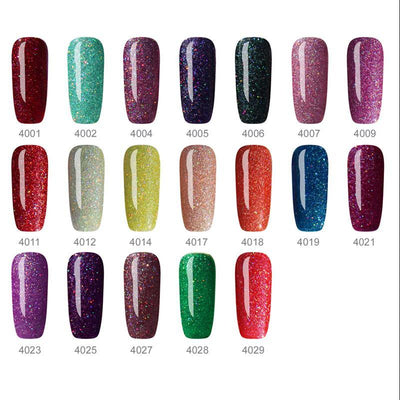 Shiny Color UV Gel Nail Polish -