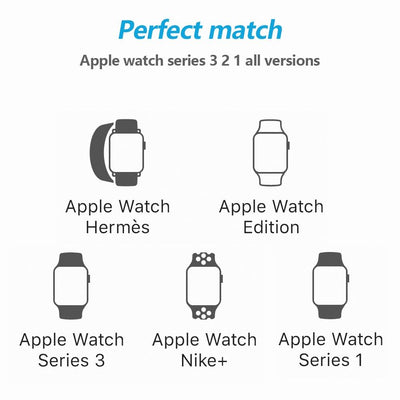 Stainless Steel iWatch Strap -