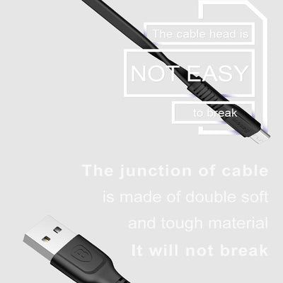 Ultra-Quick Charging Data Cable -
