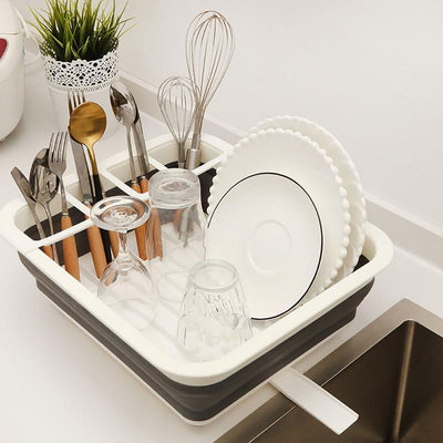 The Sink Dish Drainer Rack -