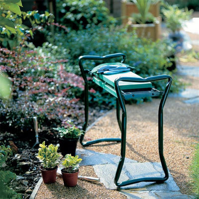 Foldable Garden Stool -