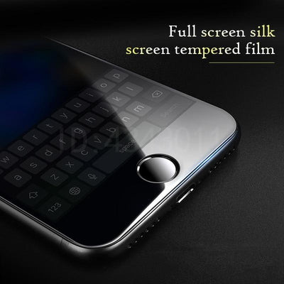 Full Cover Protective Glass For iPhone -
