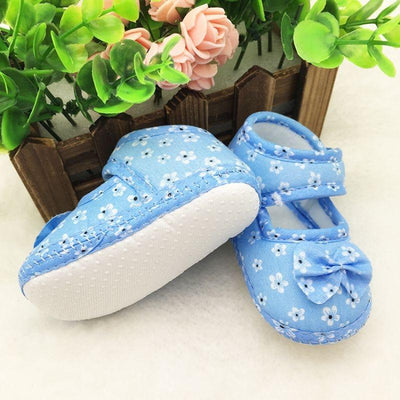 Cute Soft Anti-Skid Infant Shoes -