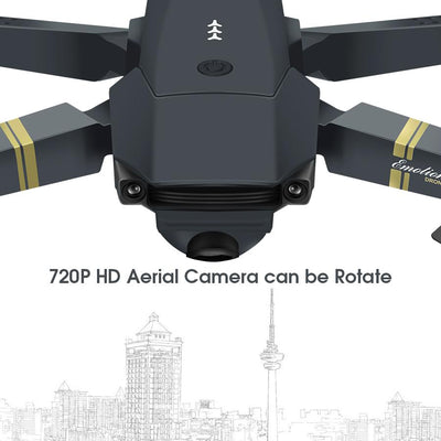 Foldable Camera Quadcopter -