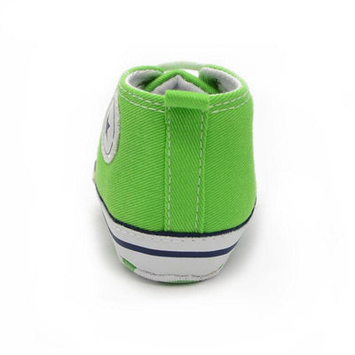 Soft Sole Cradle Baby Shoes -