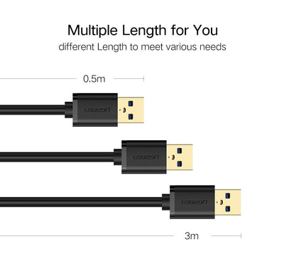 Hi-Speed USB 3.0 Extension Cable -