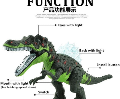 Electric Dinosaur Toy -