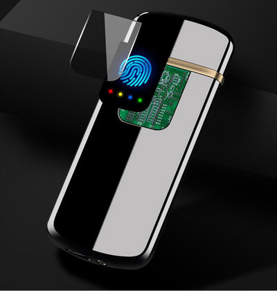Touchscreen Rechargeable Lighter -