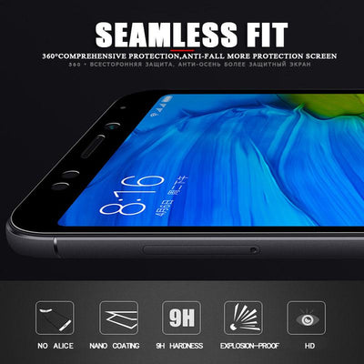 5D Protective Tempered Glass -