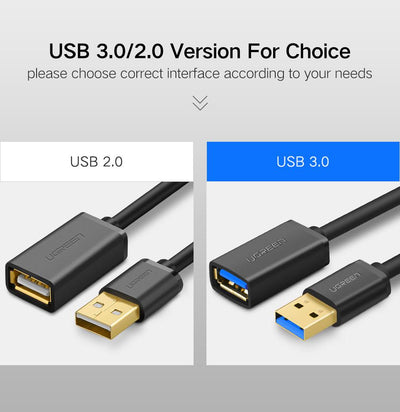 Hi-Speed USB 3.0 Extension Cable