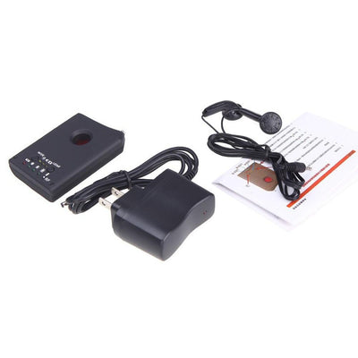 Anti-Spy Hidden Camera Signal Detector -
