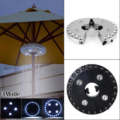 Patio LED Umbrella Light -
