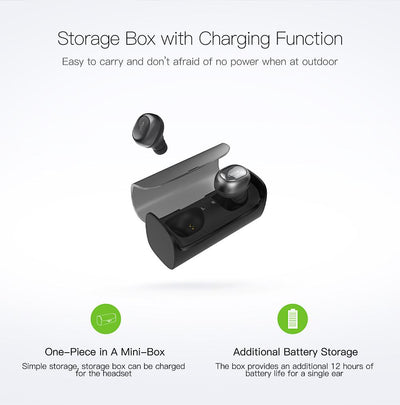 Wireless Bluetooth Earbuds -