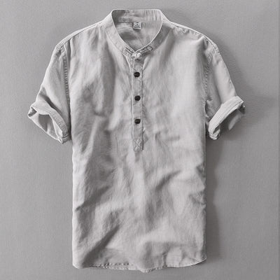 Breathable Summer Casual Shirt