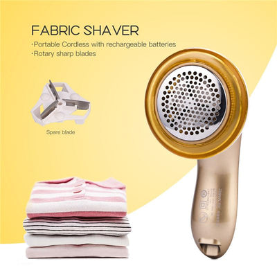 Electric Clothes Shaver Lint Remover -
