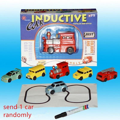 Inductive Toy Truck -