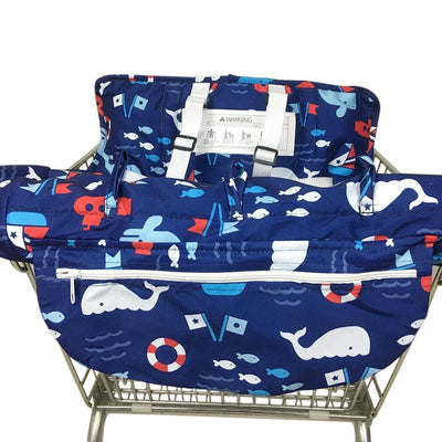 Supermarket Baby Shopping Cart Seat -