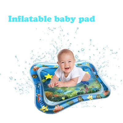 Inflatable Tummy Time Water Cushion -