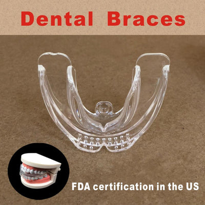 Invisible Dental Orthodontic Braces