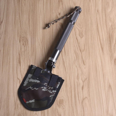 Multifuntional Survival Shovel -