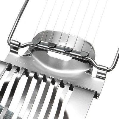 Stainless Steel Egg Slicer -