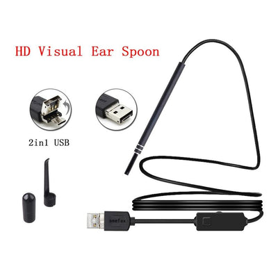 Ear Cleaning Endoscope With Mini Camera HD -