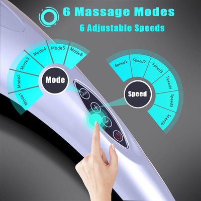 4 In 1 Electric Massager Deep Tissue -