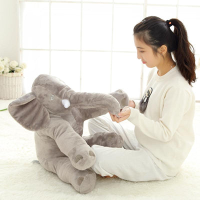 Plush Stuffed Elephant Toy -