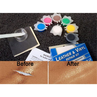 Leather Repair Kit -