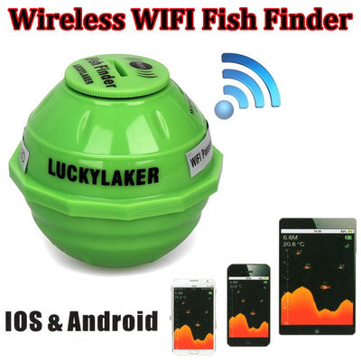 Wireless Fish Finder -