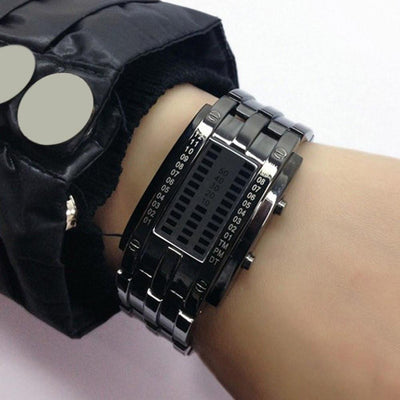 The Time-Machine Wristwatch -