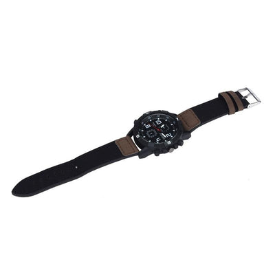 Military Sports Quartz Wristwatch -