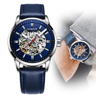Mechanical Skeleton Watch -