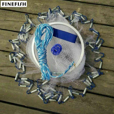 Magic Fishing Net -