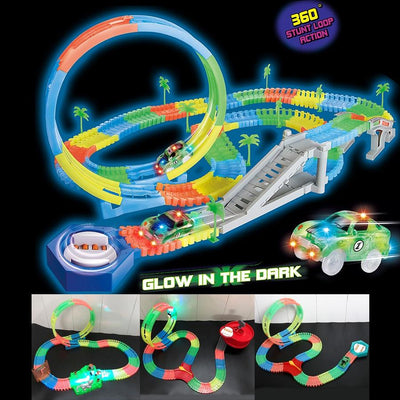 Magic Twister flexible Track -