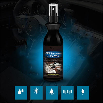 Tire and Car Interior Refurbishing Spray -