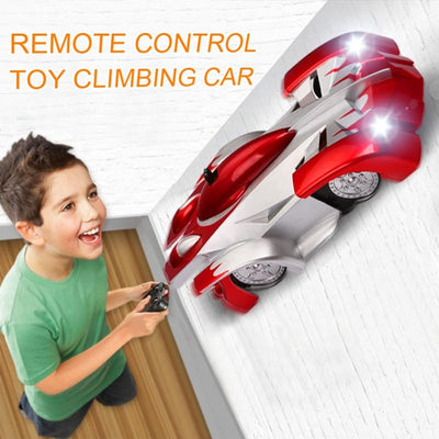 Remote Control Wall Climbing Toy Car -