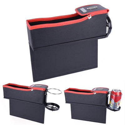 Car Seat Crevice Storage Box -