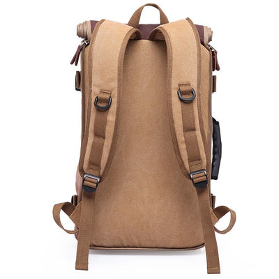 Vintage Traveler Backpack -