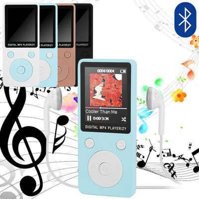 Bluetooth Music Player -